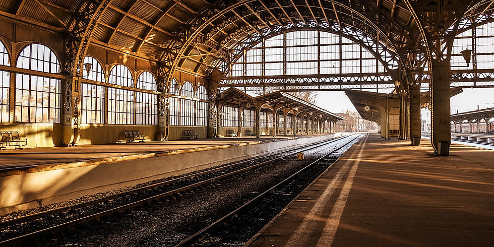 «Тайны Витебского вокзала»