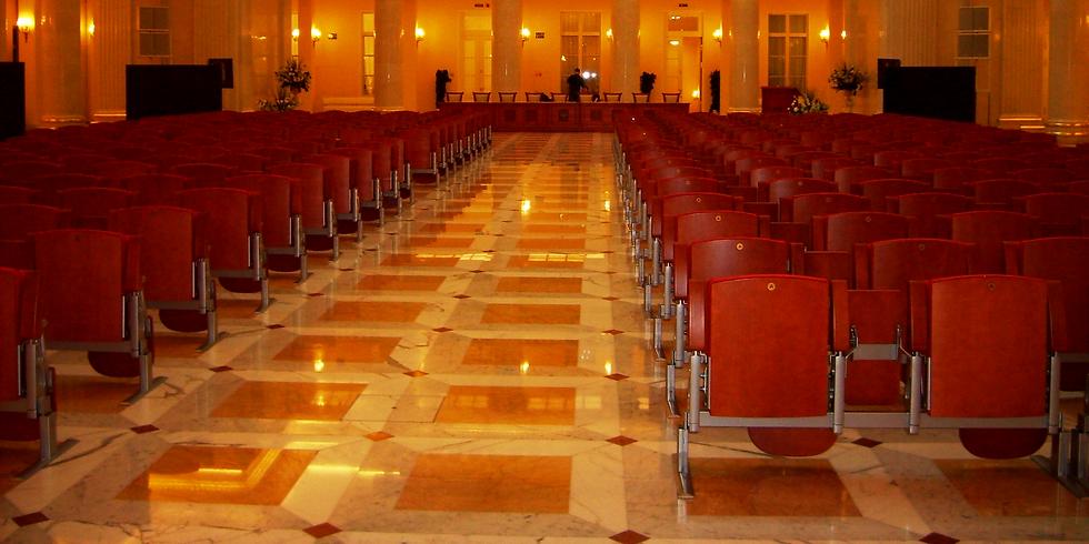 «Президентская библиотека (в здании Синода)»