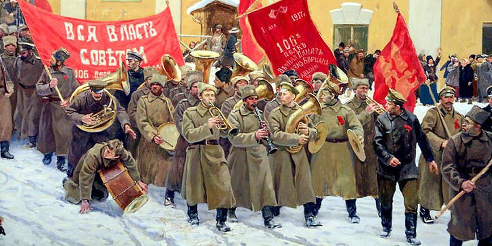 «Штурм Зимнего: 25 октября 1917 года в Петрограде»