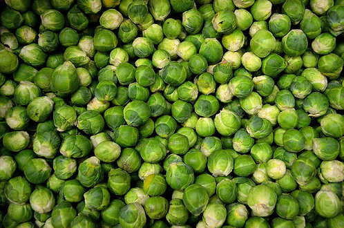 Brussel Sprouts -  1/2 kg
