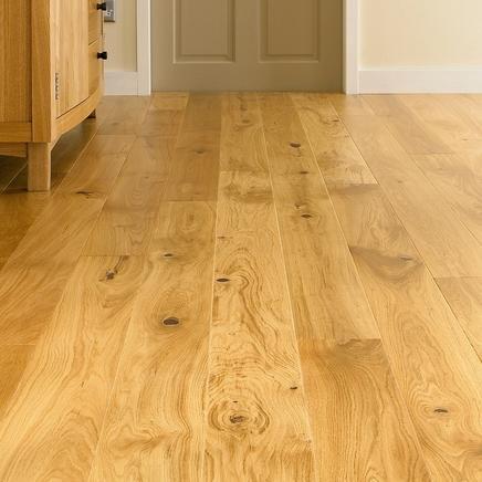 Real Wood Oak 130mm