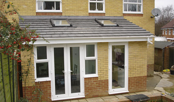 House Extensions Leicester