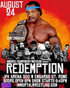 Redemption (8_24_19)