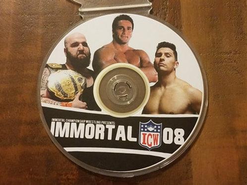 Immortal 08 DVD
