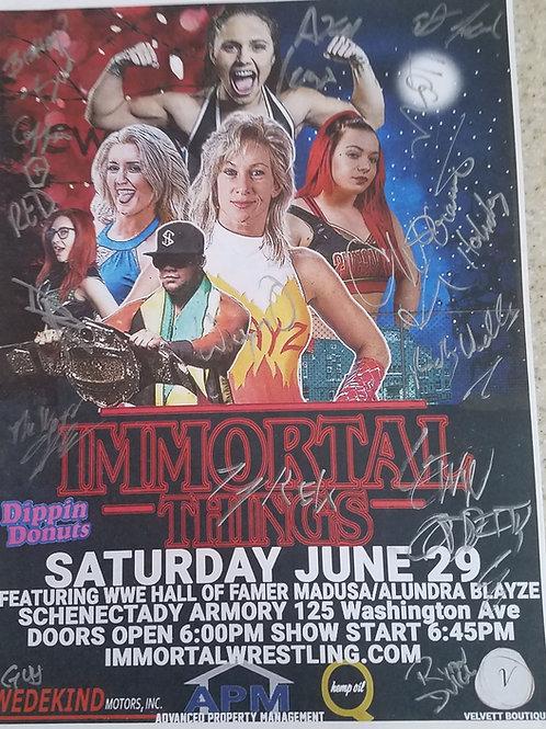 Immortal Things