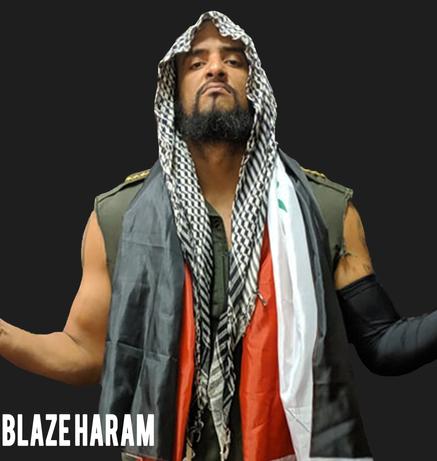 Blaze Haram