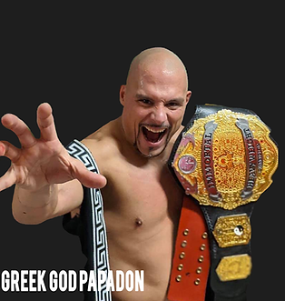 Greek God Papadon