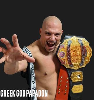 Greek God Papadon