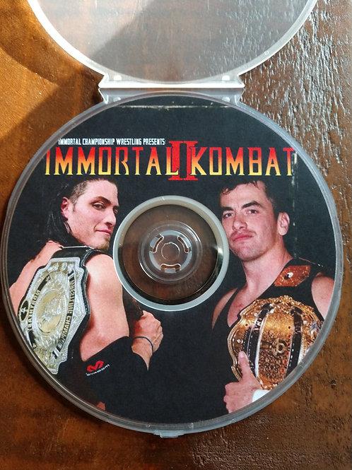 Immortal Kombat II