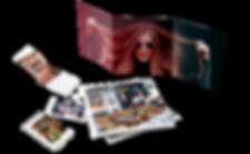 Képeslap, szórólap készítés, magazin
