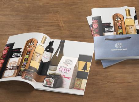 Premium Box katalógus, termékismertető
