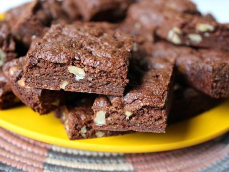 The Amazing Vegan Brownies