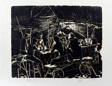 夜茶档, 1972 39 cm x 51.5 cm.jpg