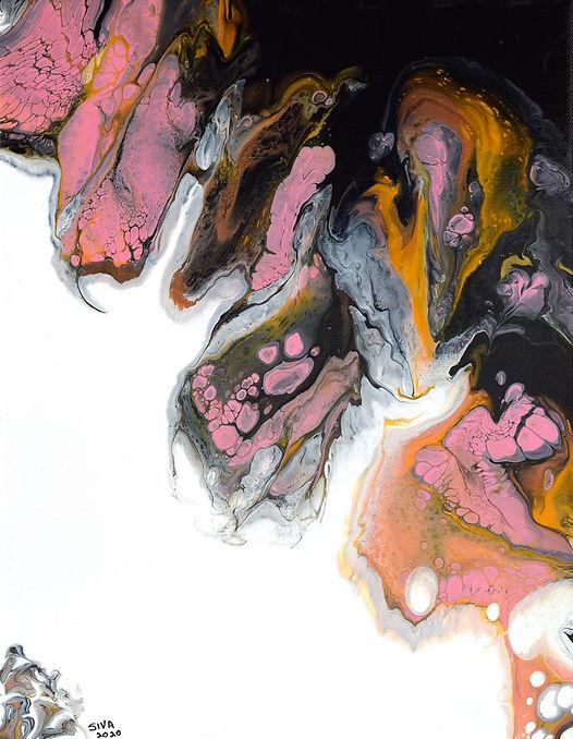 THE FLIP & DRAW, 2020 - 45.5 cm x 35.5 c
