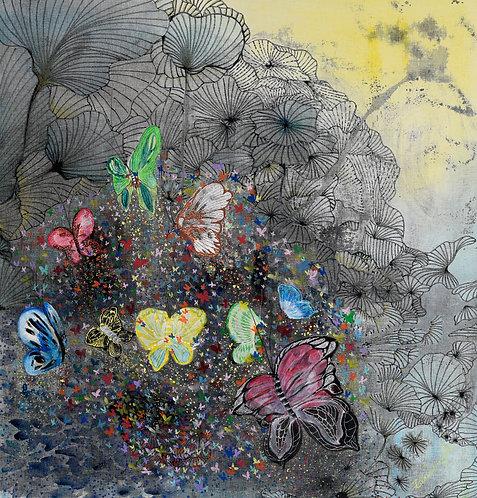 THE SUN (2020) by Elain Wong 黄钰玲