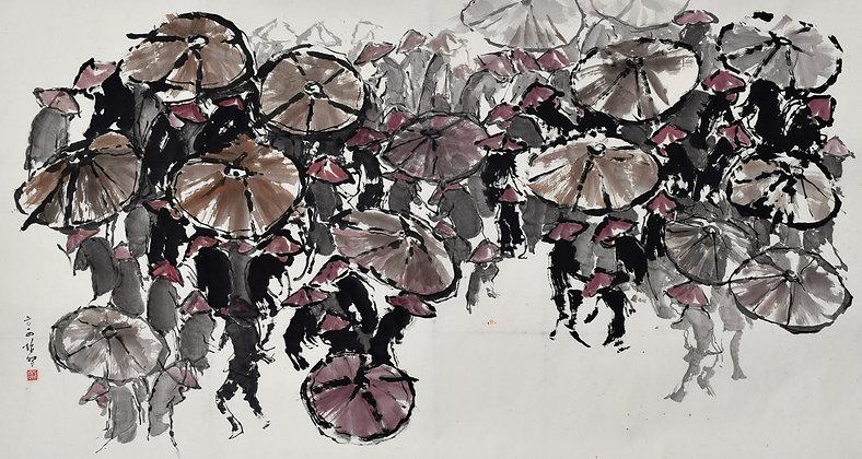 BAZAAR (2014) by Tan Puay Tee
