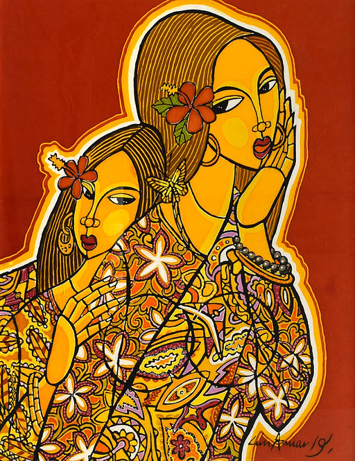 TWO SISTERS (2019)  by Lim Anuar