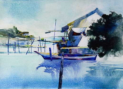 PULAU KETAM (2018) by Chong Kah Wah
