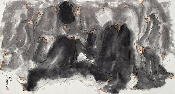 WILD DANCE (2016) by Tan Puay Tee