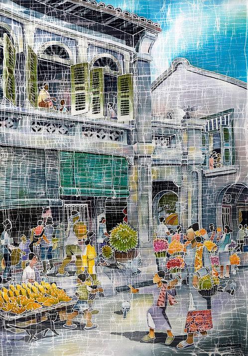 HARMONY MARKET STREET I (2018)  by Lim Anuar
