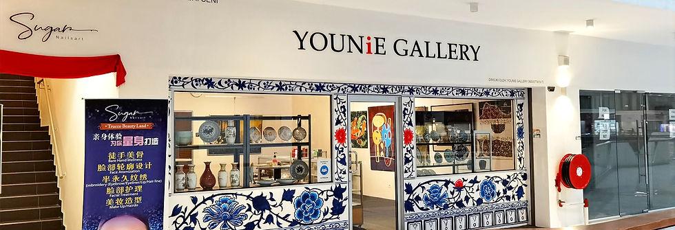Younie Gallery, A-02-21, Aurora Place Bukit Jalil, Kuala Lumpur Malaysia