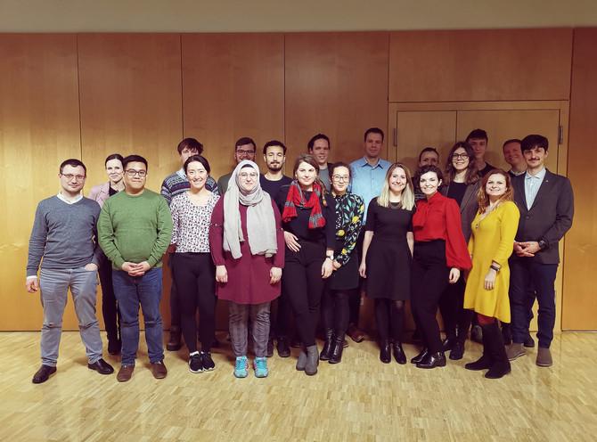 Einstieg als ReferentIn im Bundestag