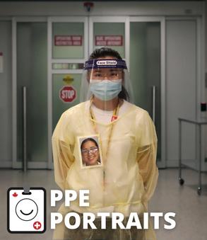 PPE Portraits Canada