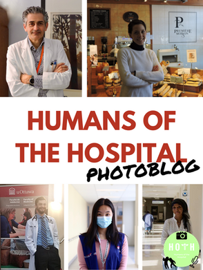 Humans of the Hospital (HOTH)