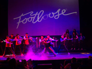 PAX ET LUMEN STUDENTS GO FOOTLOOSE AND FIND THE CURE