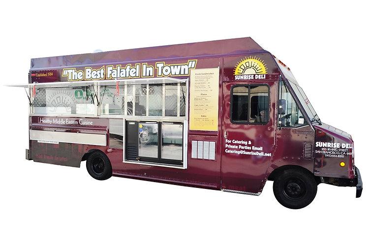 Sunrise Deli Fod Truck