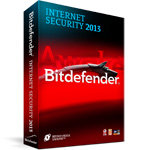 BitDefender Internet Security 2013 1 year, 3 user