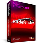 BitDefender Total Security 2013 1 year, 3 user