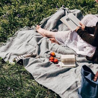 Spring is coming. So do are picnics! 春天来了,一起去野餐吧!
