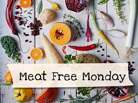 The difference one can make: the Meat Free Monday
