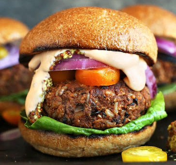 5 Veggie Burger Recipes That Will Make Meat Question Its Very Existence
