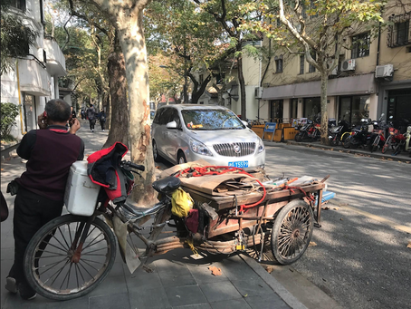 How to recycle in Shanghai