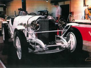 IV Salón de Automóviles Antiguos 1984