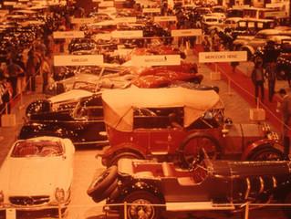 III Salón del Automóvil Antiguo 1977