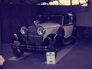 I Salón del Automóvil Clásico 1969