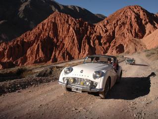 Rally Camino del Inca 2007