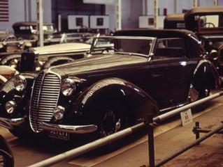 II Salón del Automóviles Clásico 1971