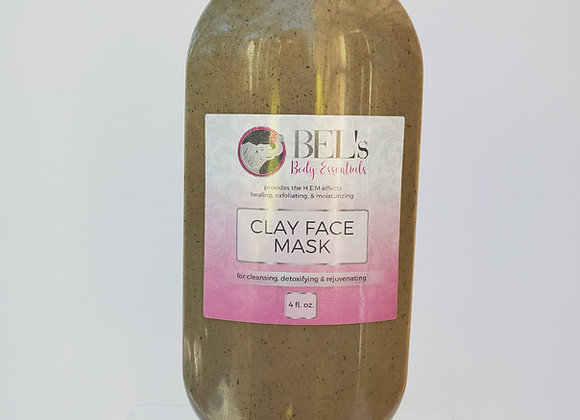 Detoxing Clay Mask