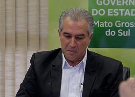 GOVERNADOR DO MATO GROSSO DO SUL RESPONDE OFÍCIO DE FORÇA TAREFA
