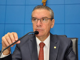 PRESIDENTE DA ASSEMBLEIA LEGISLATIVA DO MATO GROSSO DO SUL É NOTIFICADO