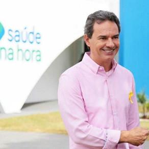 Prefeito do município de Campo Grande é notificado