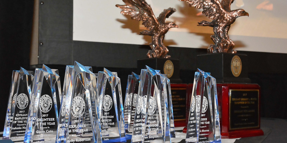 8th Annual Police Awards Banquet