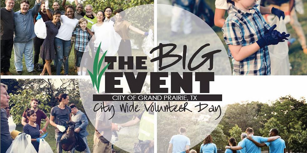 Big Event Volunteer Day