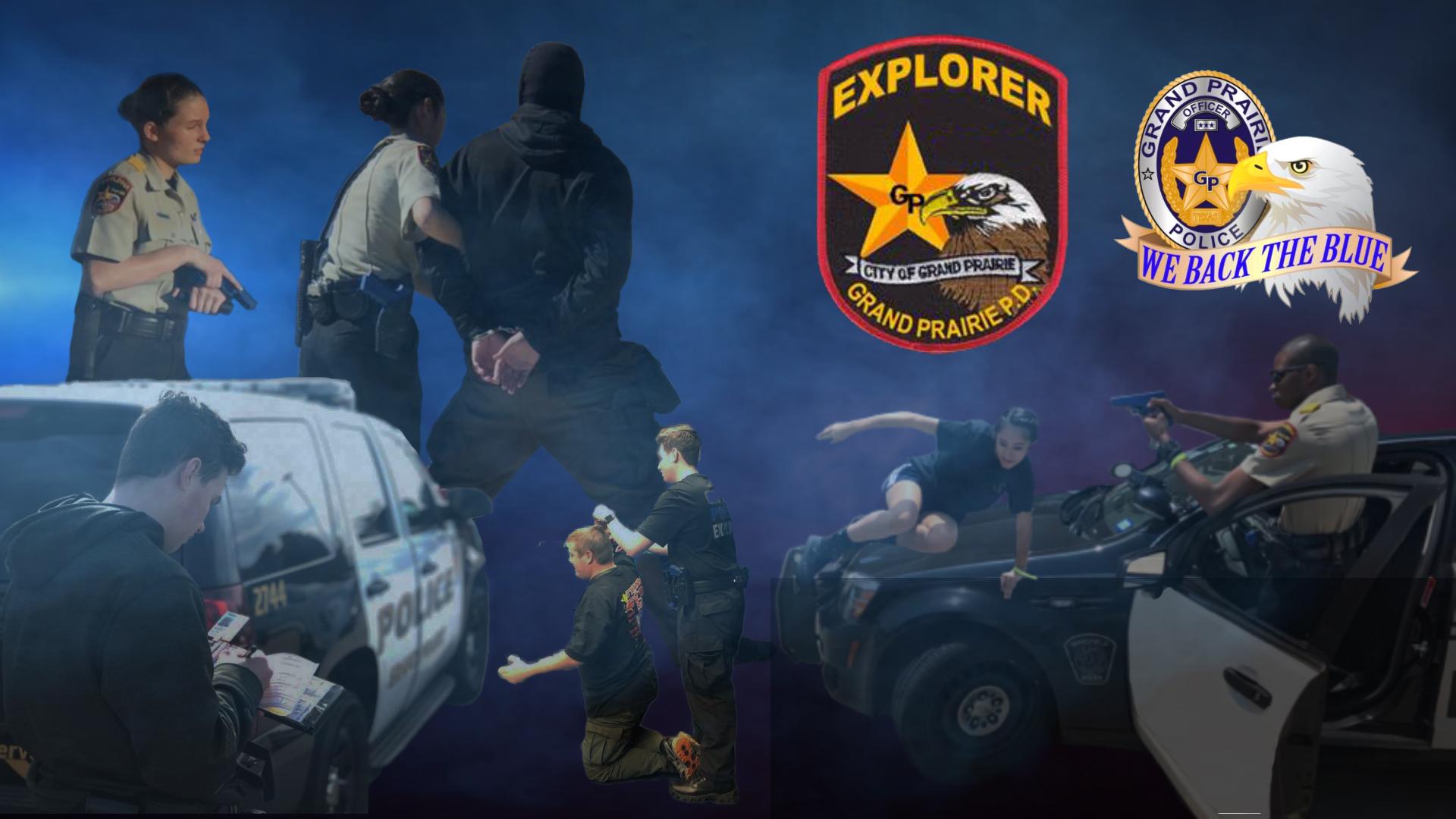 GPPD Explorer Collage