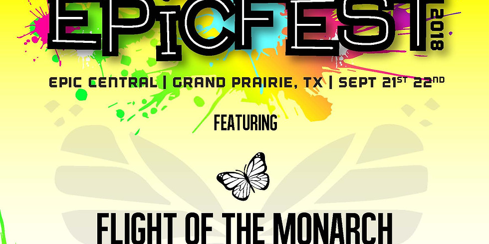 GPCPAAA Booth - Epic Fest