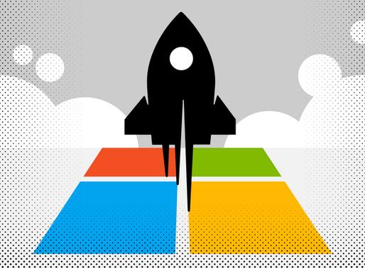 """ETA+ is now member of the """"Microsoft for Startups"""" program"""